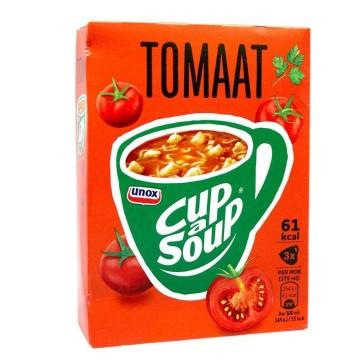 Unox Cup a Soup Tomaat x3/ Sopa de Sobre de Tomate