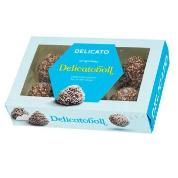 Delicato Delicatoboll x6 240g/ Coconut Sweet rolls