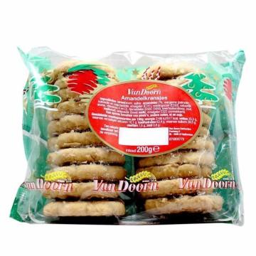 Van Doorn Amandelkransjes 200g/ Almond Cookies