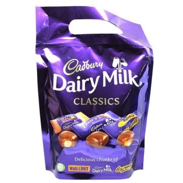 Cadbury Dairy Milk Classiscs 350g/ Bombones