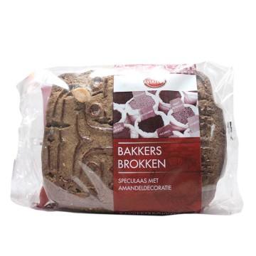 Aviateur Bakkers Brokken 400g/ Spiced Cookies with Almonds