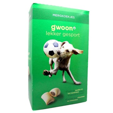 Gwoon Mergkoekjes 500g/ Cookies for Dogs