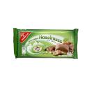 Gut&Günstig Alpenrahm Haselnuss 100g/ Chocolate con Avellanas