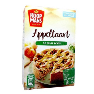 Koopmans Appeltaart 440g/ Apple Pie Mix