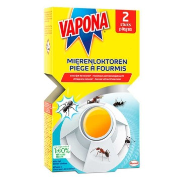Vapona Volcano-Mierenloktoren 2St/Anti Ants