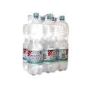 Gut&Günstig Mineral Wasser Medium / Agua con Gas 1,5L