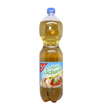 Gut&Günstig Apfelschorle 1,5L/ Refresco de Manzana