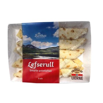 Berthas Lefserull x5/ Rollitos de Patata