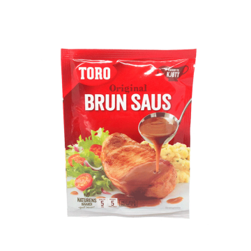 Toro Brun Saus Original 44g / Brown Sauce