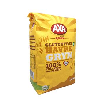 Axa Bjørn Havregryn Glutenfrie 900g/ Avena Sin Gluten