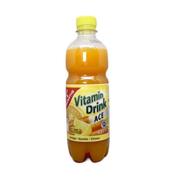 Gut&Günstig Vitamin Drink ACE / Zumo con Vitaminas ACE 0,5L