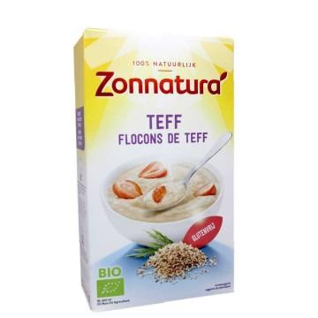 Zonnatura Flocons de Teff 300g/ Teff Flakes