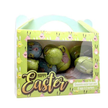Vero Easter Chocolate Eggs 240g/ Huevos de Pascua