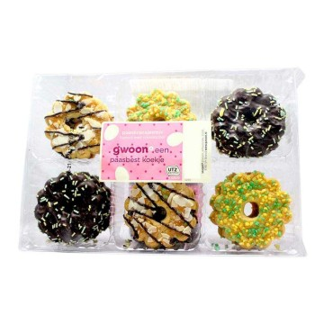 Gwoon Paaskransjesmix met Roomboter 200g/ Easter Cookie Mix