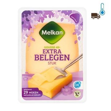 Melkan Extra Belegen Stuck 450g/ Piece Matured Cheese