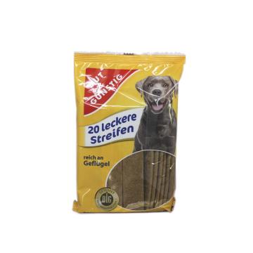 Gut&Günstig Lieblings Streifen Reich Geflügel / Tiras de Ave de Corral para Perros x20
