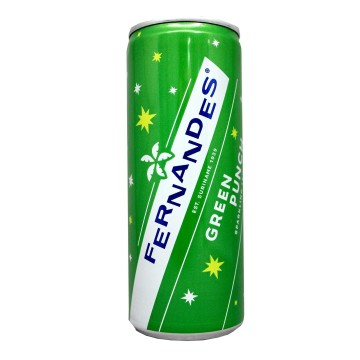 Fernandes Green Punch 250ml/ Sparkling Lemonade