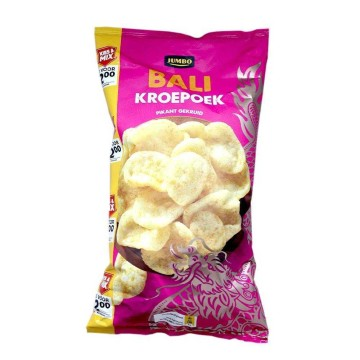 Jumbo Bali Kroepkoek 75g/ Spiced Prawn Crackers