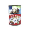 Edeka Pastete Mit Rind & Leber / Comida para Gato con Hígado y Vacuno 400g