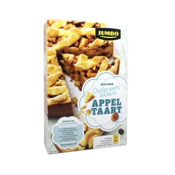 Jumbo Mix voor Appeltaart 474g/ Apple Pie Mix