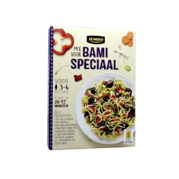 Jumbo Mix voor Bami Speciaal 45g/ Spices for Bami