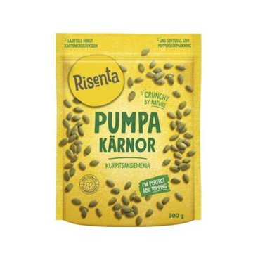Risenta Pumpa Kärnor 400g/ Pumpkin Seeds