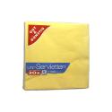 Gut&Günstig Uni-Servietten Gelb / Servilletas Amarillas x30