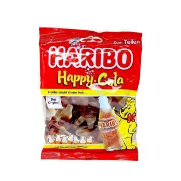 Haribo Happy-Cola / Golosinas sabor Cola 200g