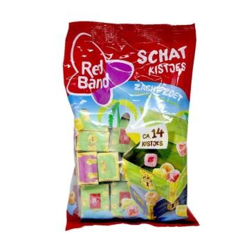 Red Band Schat Kistjes / Cofres con Golosinas 228g
