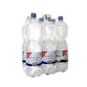 Gut&Günstig Natürliches Mineral Wasser 1,5L/ Agua Ligerar Carbonatada