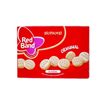 Red Band Stophoest Original / Mint&Licorice Candies 200g