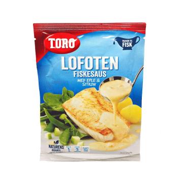 Toro Lofoten Fiskesaus / Salsa de Pescado Lofoten 34g