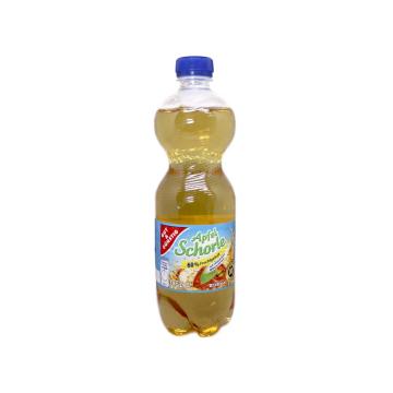 Gut&Günstig Apfelschorle 0,5L/ Apple Soft Drink