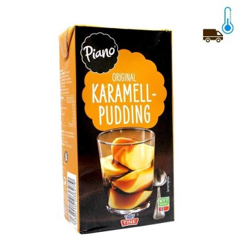 Piano Original Karamellpudding / Pudding de Caramelo 543g