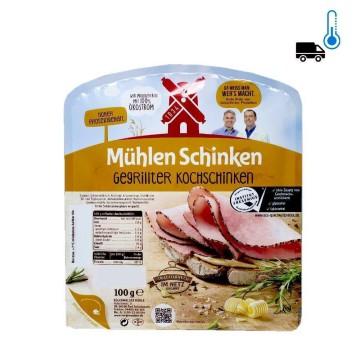 Rügenwalder Mühle Gegrillter Kochschinken / Grilled Cooked Ham 100g