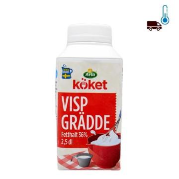 Arla Köket Visp Grädde 36% / Whipping Cream 25cl