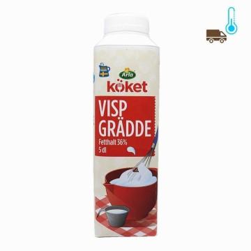 Arla Köket Vispgrädde 36% / Whipping Cream 50cl