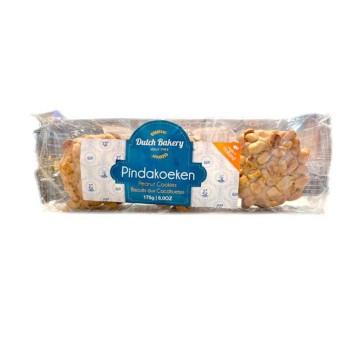 Dutch Bakery Pindakoeken 200g/ Peanut Biscuits