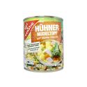 Gut&Günstig Hühner Nudeltopf mit Feinem Gemüse 800g/ Guiso Pasta, Pollo&Verduras