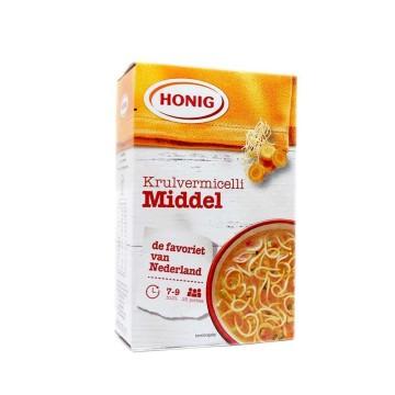 Honig Krulvermicelli Middel / Medium Noodles 250g