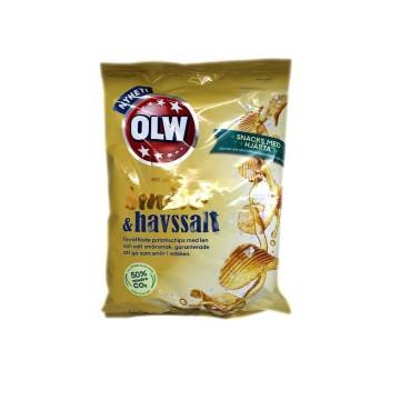 Olw Smör & Havssalt 1755g/ Butter and Salt Snacks