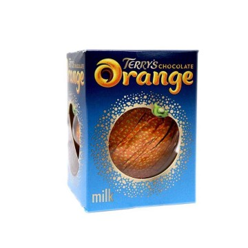 Terry's Milk Chocolate Orange 157g