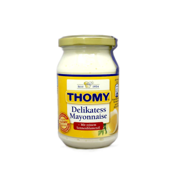 Thomy Delikatess Mayonnaise 250ml/ Mayonnaise