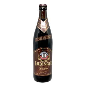 Erdinger Dunkel 0,5L/ Cerveza Negra