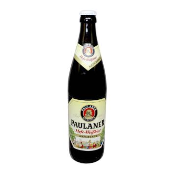 Paulaner Hefe-Weißbier Naturtrüb / Cerveza de Trigo 0,5L