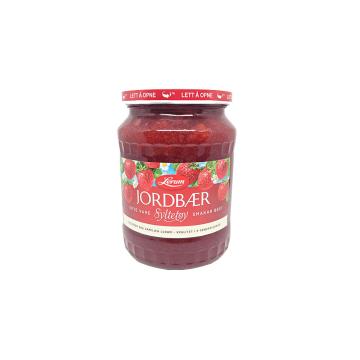 Lerum Jordbærsyltetøy 800g/ Strawberry Jam