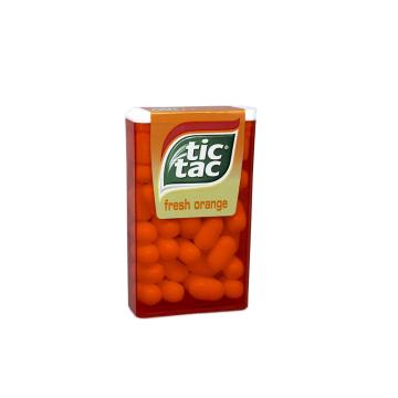 Tic Tac Fresh Orange 18g/ Caramelos Naranja Fresca