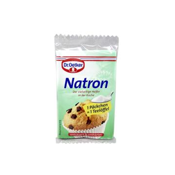 Dr.Oetker Natron / Bicarbonato de Sodio 5g