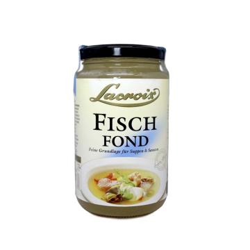 Lacroix Fisch Fond / Fondo de Pescado para Sopas y Salsas 400g