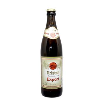 Kristall Export 0,5L/ Export Beer